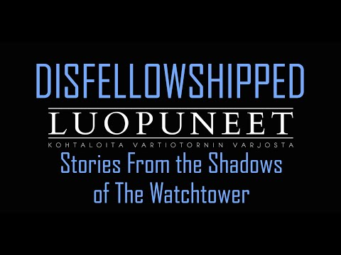 Disfellowshipped: Stories From the Shadows of The Watchtower (Mirrored)