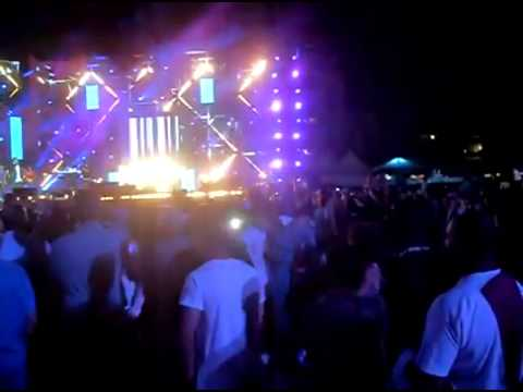 Cheb Khaled à agadir-C'est La Vie-la Concert pour la tolérance 2012
