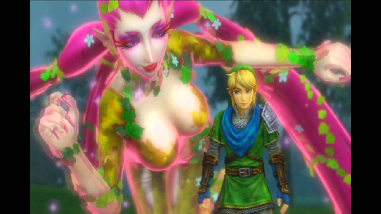 Image result for hyrule warriors great fairy