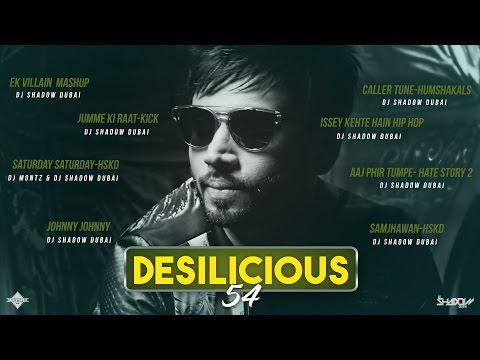 DJ Shadow Dubai | Desilicious 54 | Audio Jukebox