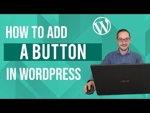 How to add a Button in Wordpress Tutorial thumbnail