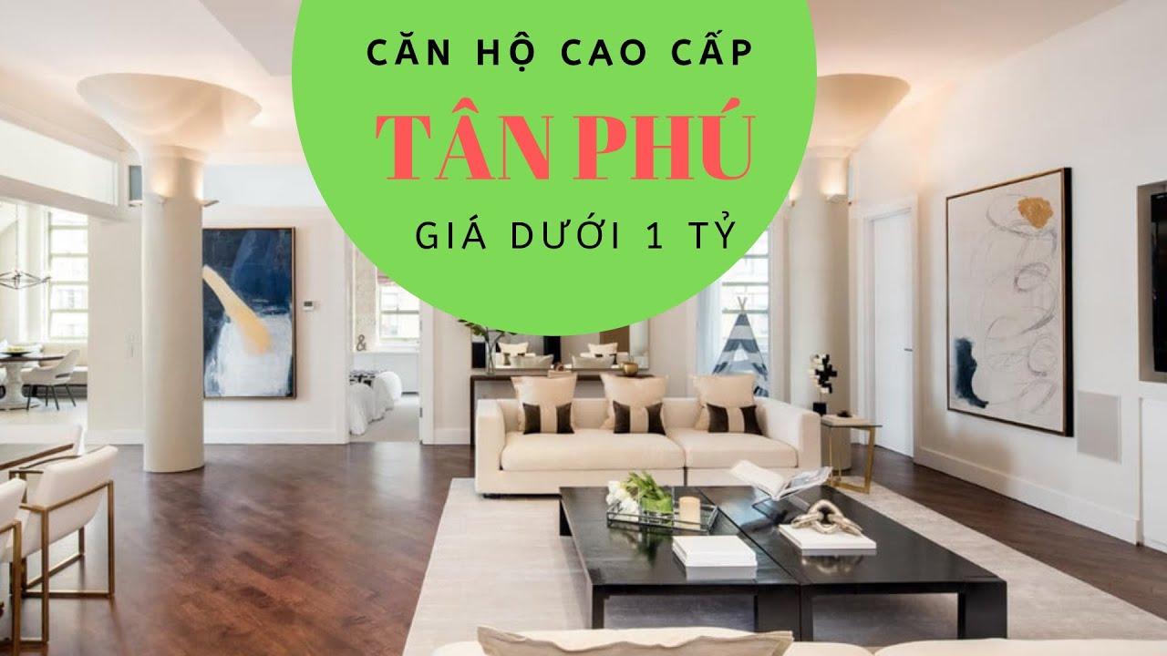 Căn hộ chung cư cao cap giá rẻ The Garden Quận Tân Phú TPHCM