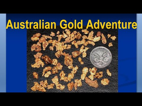 Prospecting For Gold In Western Australia, A Great Adventure
