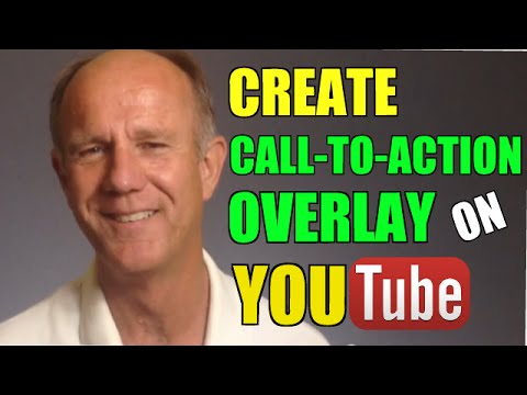 How To Add A Free Call-To-Action Overlay On YouTube