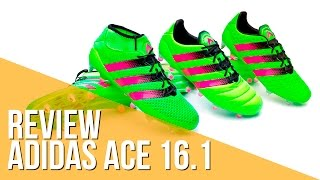 Review adidas ACE 16.1