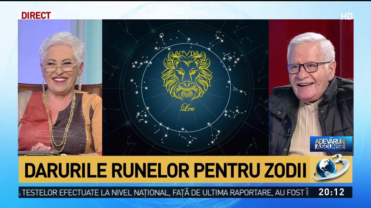 Horoscop rune 15-21 februarie 2021, cu Mihai Voropchievici.