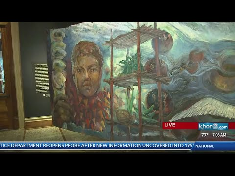 Newest exhibit at The Bishop Museum makes you think about Hawaii's past and future