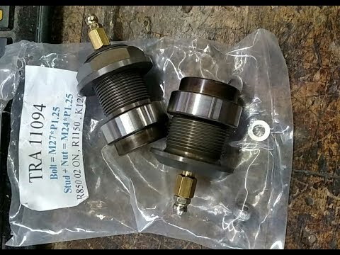 Emerald Island Paralever Bushing Kit for many BMW's!