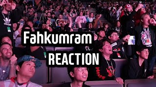 Fahkumram in TEKKEN 7 Live Crowd & Player REACTION (Lowhigh, Anakin, Jdcr, Jeondding, jimmy..)