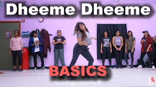 Pati Patni Aur Woh: Dheeme Dheeme | Tony Kakkar, Neha Kakkar, Tanishk B | Dance Choreography