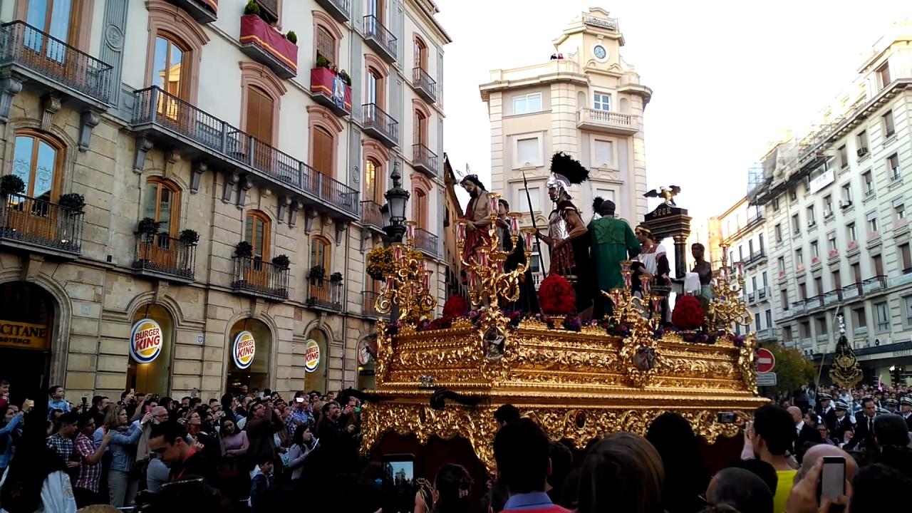 Resultado de imagen de 'Sentencia' de Granada semana santa