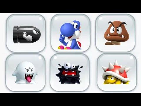 Super Mario Run - Toad Rally (Blue Yoshi) - Road to 99,999 Toads