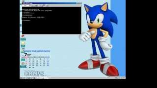 Windows 98SE with PLUS! IN Virtual PC 2007
