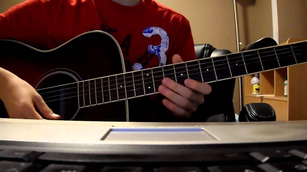 Cn Blue Love Light Guitar Cover Youtube
