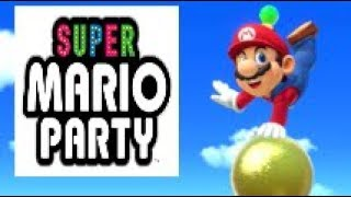 Super Mario Party - Mario Party Mode - Kamek's Tantalizing Tower (Hard)