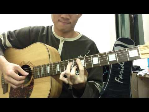 Have Yourself A Merry Little Christmas - solo fingerstyle jazz guitar