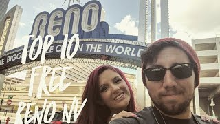 Top 10 Free Things To Do in Reno NV