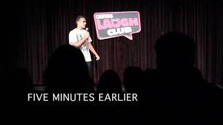 Indian Moms - ENGLISH Stand Up Comedy | sanjay manaktala live at canvas laugh club