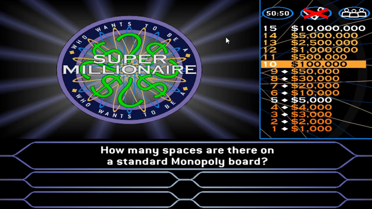 Download Free Who Wants To Be A Millionaire Game