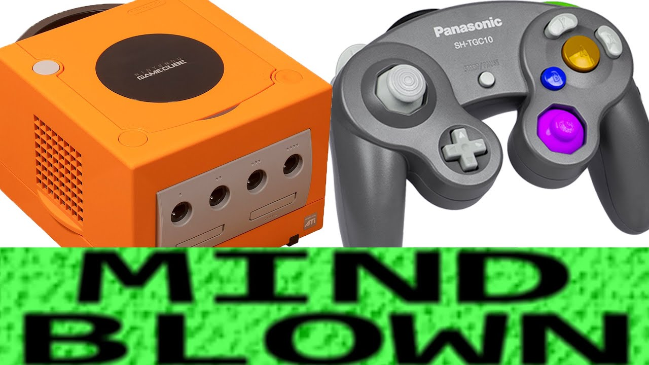 How the Gamecube is Mind Blowing!