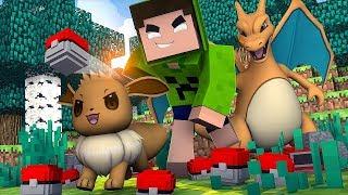 O POKEMON DOS SONHOS - Minecraft Pokemon