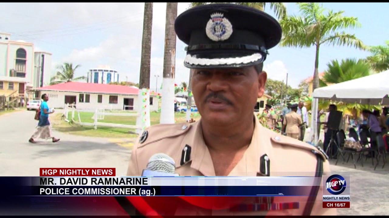 Prison Escas Still In Guyana Acting Top Cop