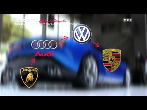 TF1 Suisse - Automoto - Paris motor show 2015 (9E)