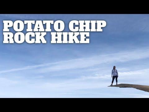 Potato Chip Rock Hike (San Diego) - HikingGuy.com