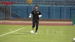 شاهد مهارات حارس مصر الاول محمد الشناوي