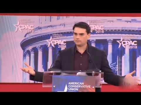 Ben Shapiro Gives ELECTRIFYING Speech at CPAC 2018