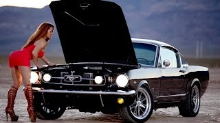 1965 Ford Mustang Fastback GT ProTouring Badass-Test Drive - Viva Las Vegas Autos
