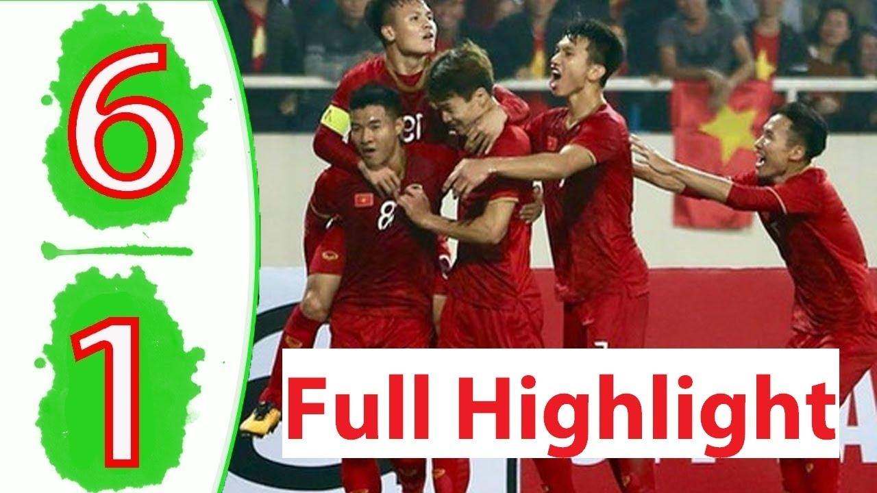 U22 Việt Nam vs U22 Lào (6-1) Full Highlight | VIỆT NAM VÔ ĐỊCH SEAGAME 30