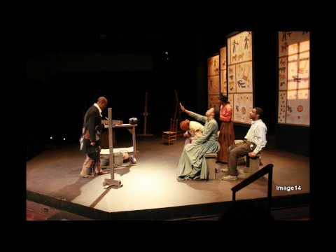 Theatre Space: The Thrust Space