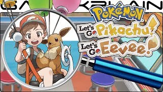 Pokémon Let's Go Pikachu, Eevee ANALYSIS - Celadon City Trailer + Secret Techniques (Hidden Details)
