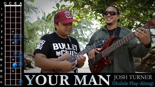 Your Man (Josh Turner) Ukulele Play Along!
