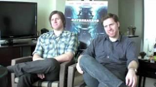 Daybreakers: Meet The Spierig Bros, Twins Of Evil!