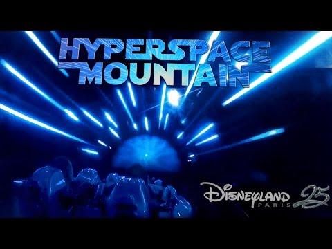 Hyperspace Mountain - Disneyland Paris