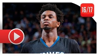 Andrew Wiggins Full Highlights vs Kings (2016.10.29) - 29 Pts