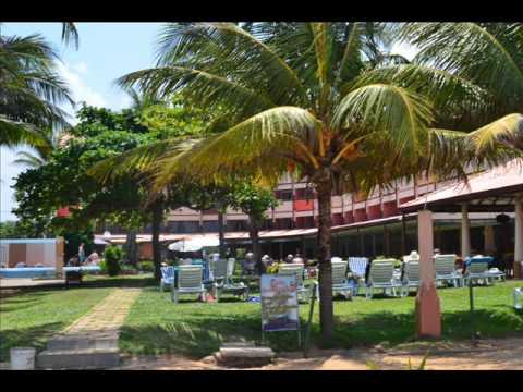 Paradise Beach Hotel, Negombo, Sri Lanka.wmv