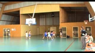 Match AGSE Basket U11M 08 02 2014