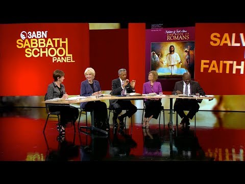 "Lesson 9: ""No Condemnation"" - 3ABN Sabbath School Panel"