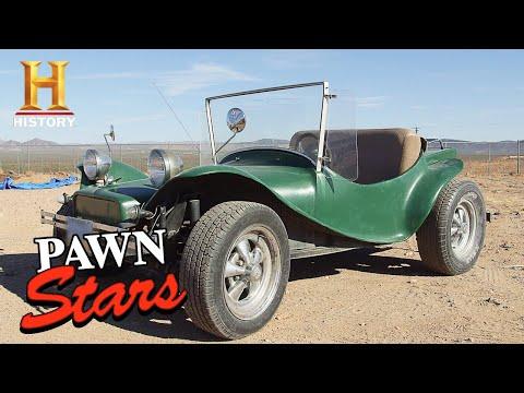 Pawn Stars: Seller Wants Top Dollar for '67 Dune Buggy (Season 16) | History