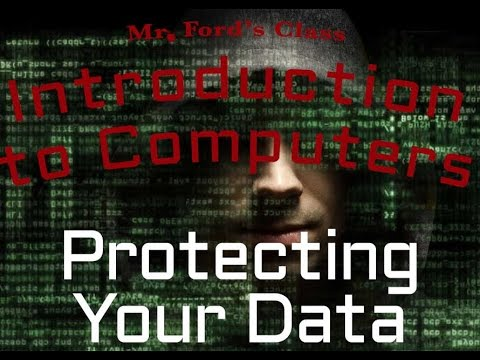 Information Security : Protecting Your Data  (06:04)
