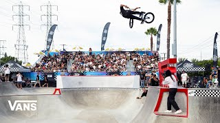 2019 Vans BMX Pro Cup Series Huntington Beach Highlights | BMX Pro Cup | VANS
