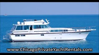 Yachts For Rent In Chicago