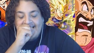 The Trolling Won't Stop My Luck! Dragon Ball Z Dokkan Battle SSJ Gogeta Banner Festival