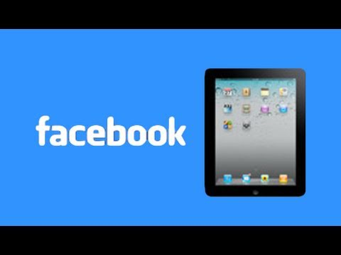 Leaked Facebook iPad App (Demo and How To Install)