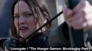 Box Office Top 3: 'hunger Games' Has Biggest Weekend Of 2014