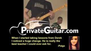 Private Guitar Lessons Fort Worth, Keller Texas