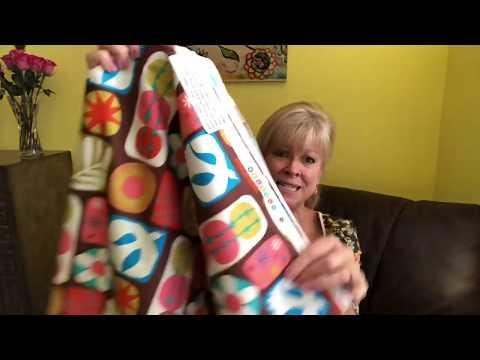 Why Am I Called Vivmom? ~ Fabric Haul ~ Stretch & Sew Patterns ~